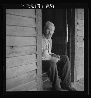 Grandfather of 56 Children, Chesnee, South Carolina, 1937. Dorothea Lange (FSA)